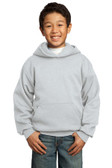 Port & Company - Youth Pullover Hooded Sweatshirt. PC90YH.