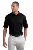 Port Authority Poly-Bamboo Charcoal Blend Pique Polo. K497.