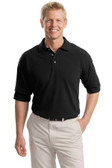 Port Authority Tall Pique Knit Polo. TLK420.