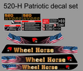 300 400 and 500 SERIES PATRIOTIC DESIGN