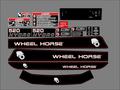 520-H Wheel Horse Decal Set