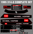 1995 314-8 COMPLETE SET