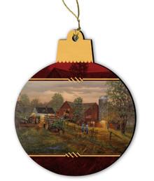 America's Heartland Ornament