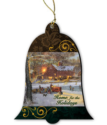 Home for the Holidays Ornament