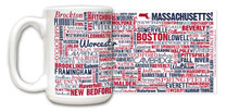 MassachusettsState Mug
