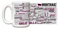 Montana State Mug