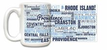 Rhode IslandState Mug