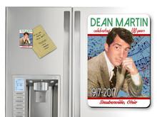 Dean Martin 100th Birthday Magnet