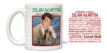 Dean Martin 100th Birthday Mug