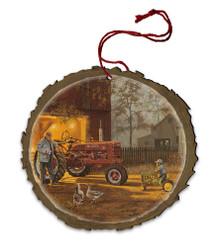 Common Ground Wood Ornament
