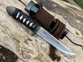 "Saji Shirogami ""Ninja"" Model Camp Knife"