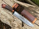 Saji Wakamusya Model Camp Knife 210mm