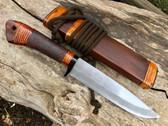 Saji Wakamusya Model Camp Knife 150mm