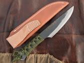 Takayuki Homura Model Camp Knife
