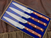 Lamson Steak Knife Set - Rosewood