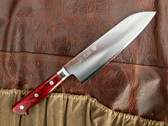Takamura Santoku Knife - 170mm R2