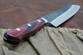 Kato AS Western Petty Utility Knife 120mm - Aogami Super
