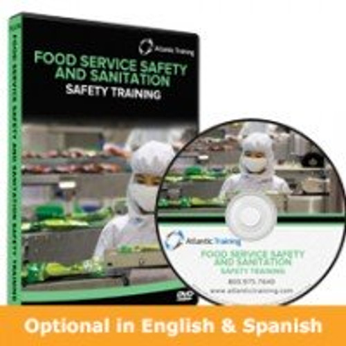 Food Service Safety and Sanitation Training Video