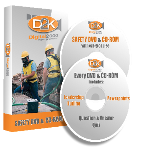 Golf Course Maintenance Safety DVD