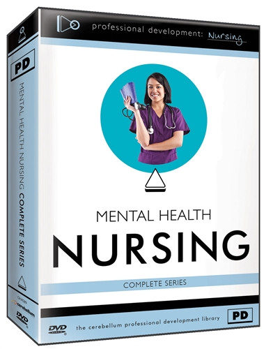 Mental Health Nursing Complete 5 Video Series