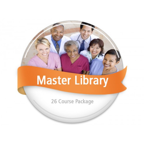 Master Library for Caregiver Training Video Package