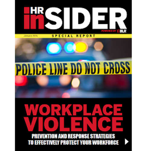 HR Insider: Workplace Violence