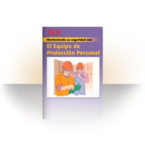 Staying Safe with Personal Protective Equipment - Spanish Edition (Booklets / 25 Pack)