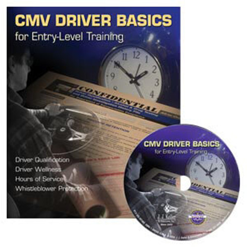 CMV Driver Basics for Entry-Level Training - Video Program