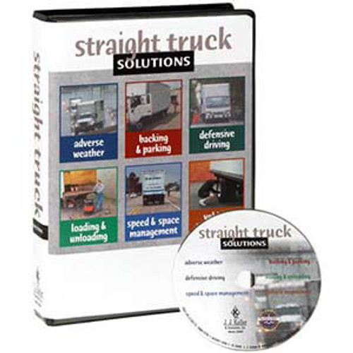 Straight Truck Solutions (6-Program Compilation) Video Training Programs