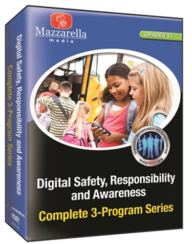 Digital Safety and Responsibility Series (3 Videos)