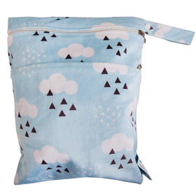 Clouds Wet Bag