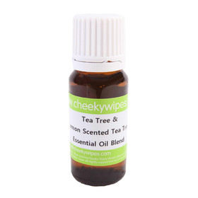 Mucky Wipes Essential Oil - Tea Tree & Tea Tree Lemon