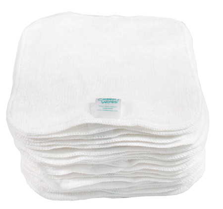 Bamboo Velour Baby Wipes