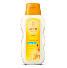 Calendula Cream Bath, 200ml