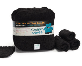 Black Bamboo Velour Baby Wipes (LIMITED EDITION)