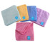 Microfibre Hands & Face Wipes (5 included in the rainbow pack)