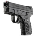 SPRINGFIELD XD-S 45ACP COMPACT, SINGLE STACK, BLACK