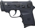 SMITH AND WESSON BODYGUARD 380 PISTOL, W/LASER, BLACK