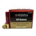 "Federal Cartridge 410 Shotshells Personal Defence, 2.5"" 000-Buck"