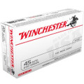 Winchester 45ACP 230GR FMJ USA 50 ROUND BOXES