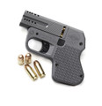 HEIZER DOUBLE TAP 45ACP BLACK ALUMINUM PORTED