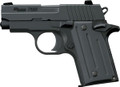 "SIG P238 380ACP 6RD 2.72"" BLK FNS - 798681415212 - 238-380-BSS"