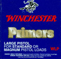 WINCHESTER LARGE PISTOL PRIMER -WLP-1M