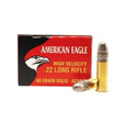 FEDERAL 22LR 40GR SOLID AMERICAN EAGLE 1-500 ROUND BRICK (10-50 ROUND BOXES)
