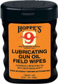 HOPPES GUN OIL FIELD WIPES