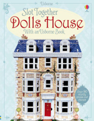 Slot Together Victorian Dolls House With an Usborne Book | Fairdinks
