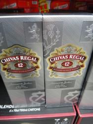 Chivas Regal 12 Y.O. 700ML   Fairdinks