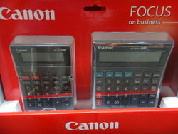 Canon Calculators Twin Pack AS22ORTS & AS120 12 Digits | Fairdinks