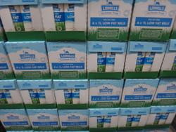 Liddells Lactose Free UHT Low Fat Milk 6x1L | Fairdinks