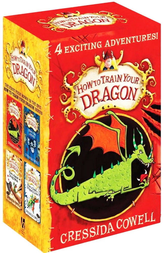 How to train your dragon 4 book set fairdinks how to train your dragon 4 book set fairdinks ccuart Gallery